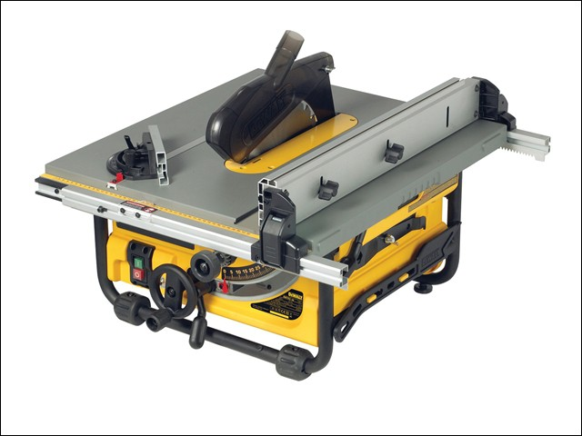 DW745RS 250mm Portable Site Saw + DE7400 Stand 1850 Watt 110 Volt