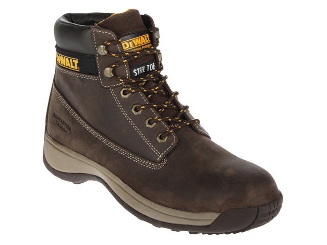 Apprentice Hiker Brown Nubuck Boots UK 12 Euro 47