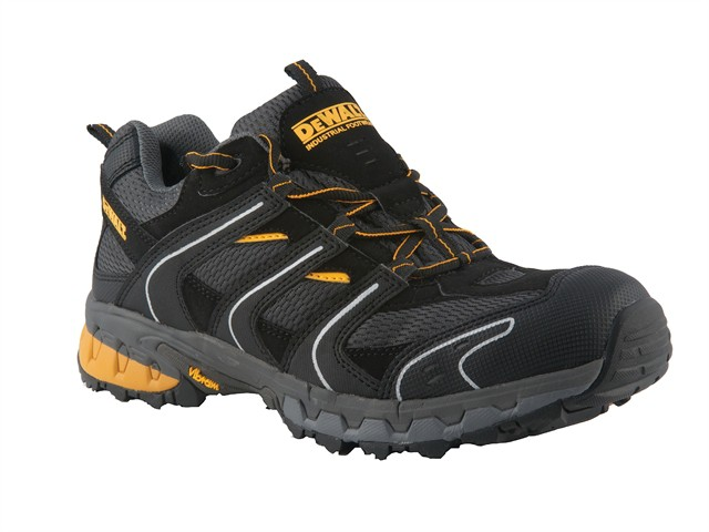 Cutter Safety Trainers Black UK 7 Euro 41