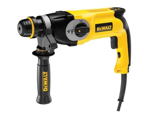 D25123K SDS Plus 3 Mode Combi Hammer Drill 800W 110V
