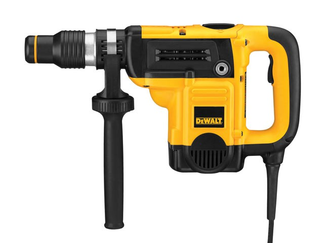 D25501K SDS Max Combination Hammer 5kg 1100 Watt 240 Volt