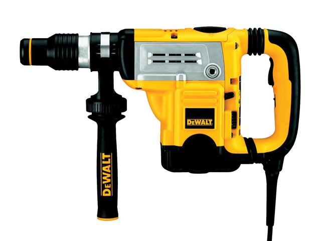 D25601K SDS Max Combination Hammer 6kg 1250 Watt 240 Volt