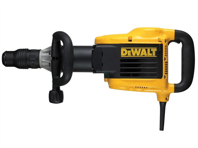 D25899K SDS Max Demolition Hammer 10kg 1500 Watt 110 Volt
