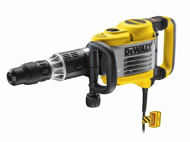 D25902K SDS Max Demolition Hammer 1550 Watt 240 Volt