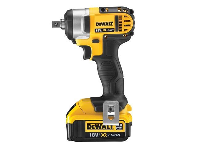 DCF880M2 XR Compact Impact Wrench 18V 2 x 4.0Ah Li-Ion