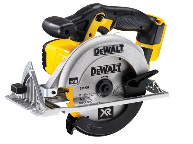 DCS391N Premium XR Circular Saw 165mm 18V Bare Unit