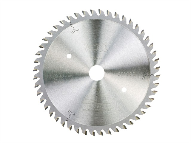 DT1090 Plunge Saw Blade For Corded Saws 165 x 20 x 48 Teeth