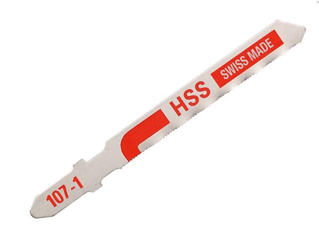 HSS Metal Cutting Jigsaw Blades Pack of 5 T118G
