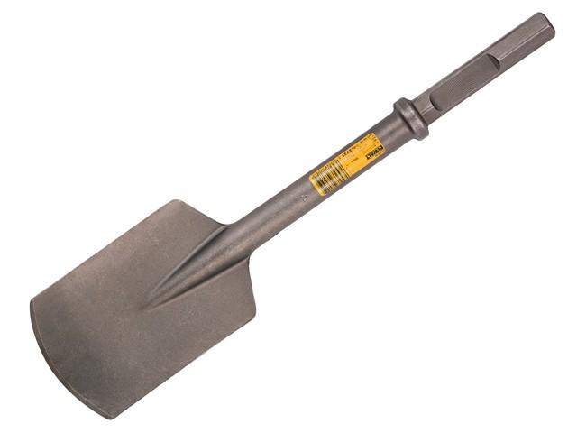 Steel Clay Spade 30kg 140 x 540mm
