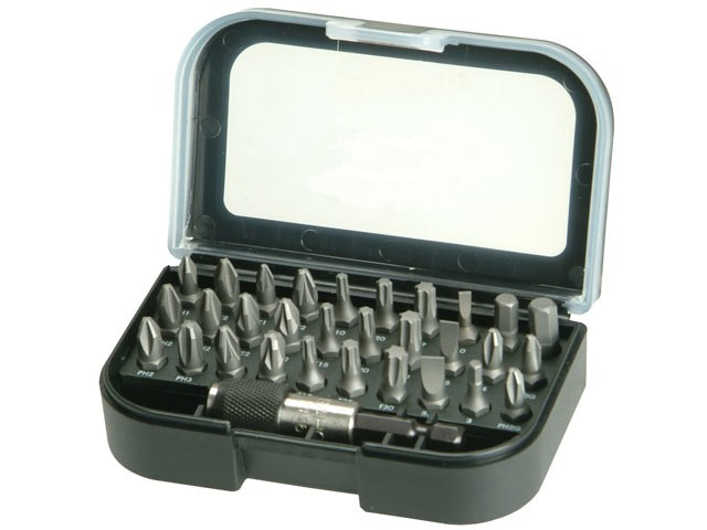 DT7944 Screwdriver Bit Set 31 Piece