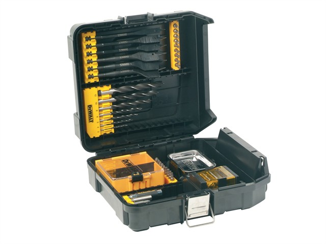 DT9282 Mini MAC Wood Drilling Kit Set 40 Piece