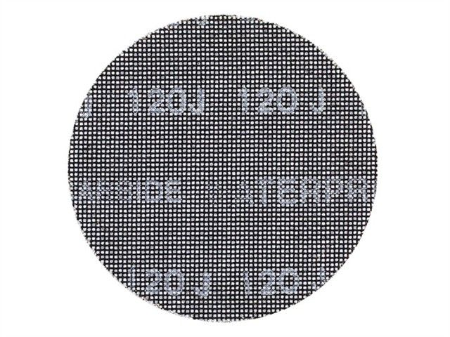 DTM3127 Mesh Sanding Discs 150mm 240G (Pack of 5)