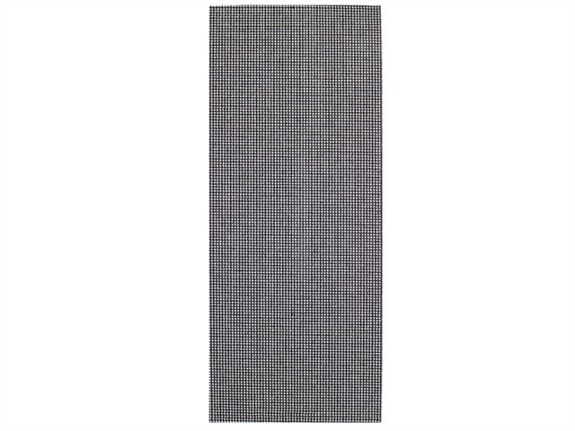 1/2 Mesh Sanding Sheets Fine 120 Grit (Pack of 5)