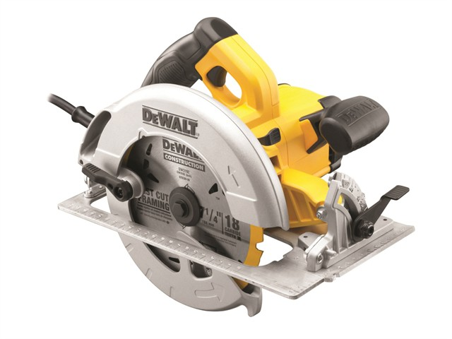 DWE575K Precision Circular Saw & Kitbox 190mm 1600W 240V