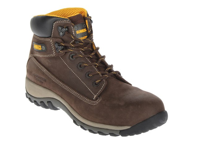 Hammer Non Metallic Brown Nubuck Boots UK 7 Euro 41