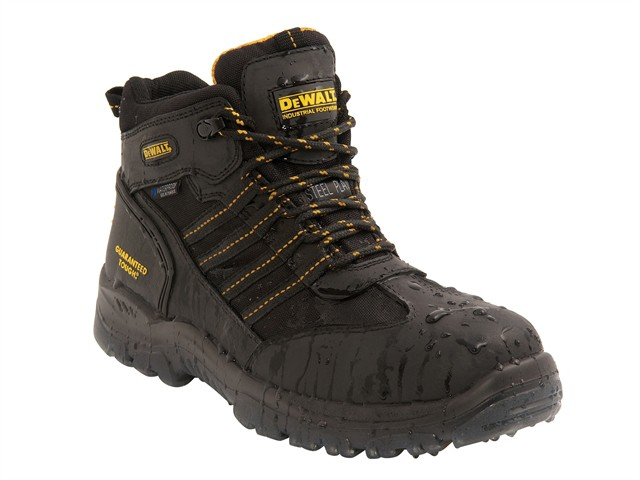 Nickel S3 Safety Boots Black UK 12 Euro 47