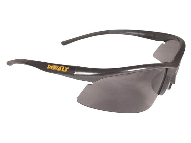 Radius™ Safety Glasses - Smoke