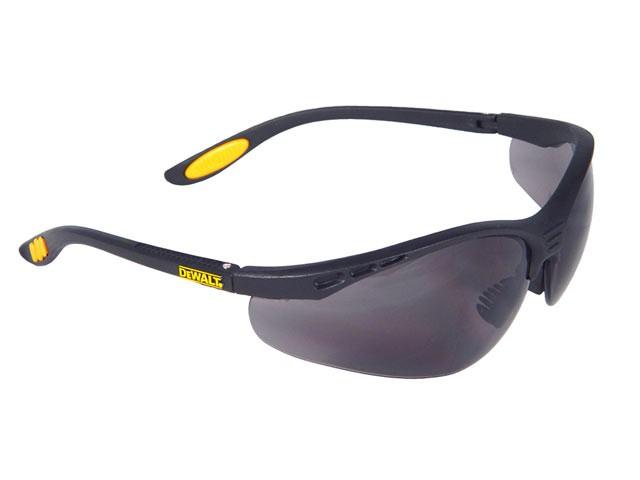 Reinforcer™ Safety Glasses - Smoke