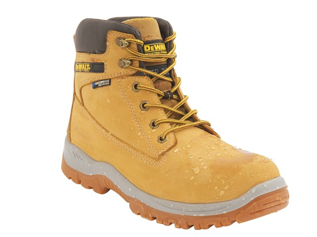 Titanium S3 Safety Wheat Boots UK 8 Euro 42