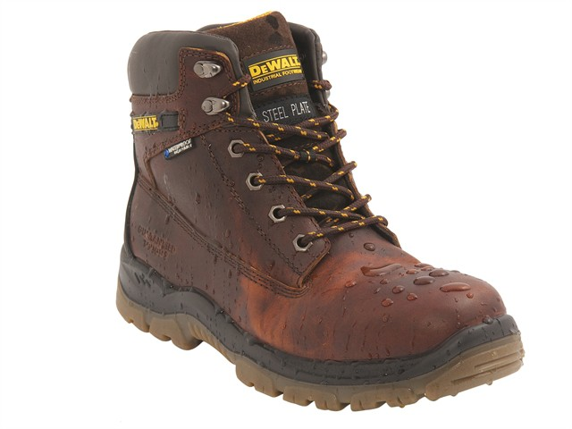 Titanium S3 Safety Tan Boots UK 6 Euro 39/40