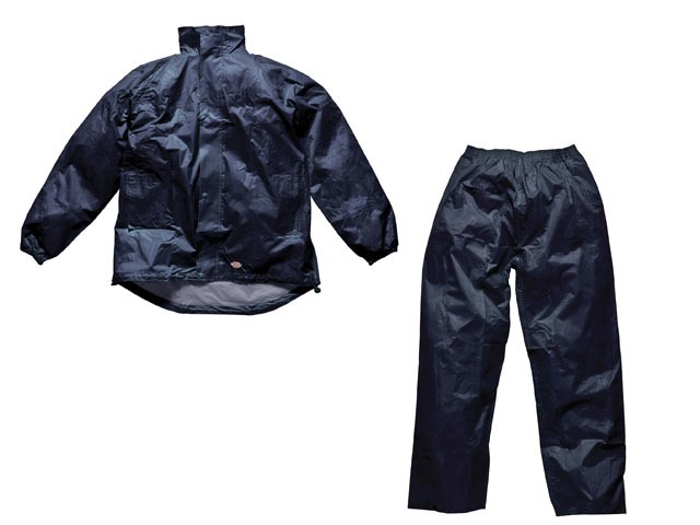 Navy Vermont Waterproof Suit - L (44-46in)