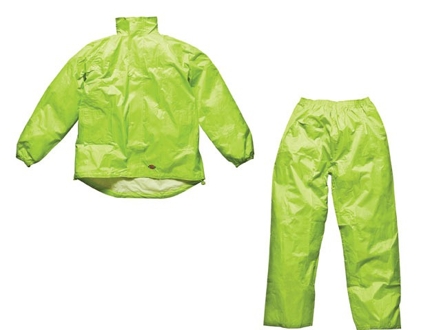 Yellow Vermont Waterproof Suit - M (40-42in)