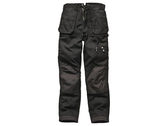 Eisenhower Trouser Black Waist 34in Leg 33in
