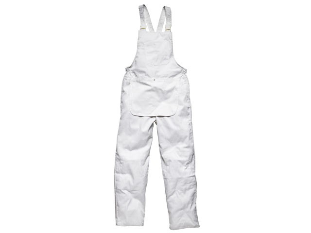 Painter's Bib & Brace White XL (48-50in)