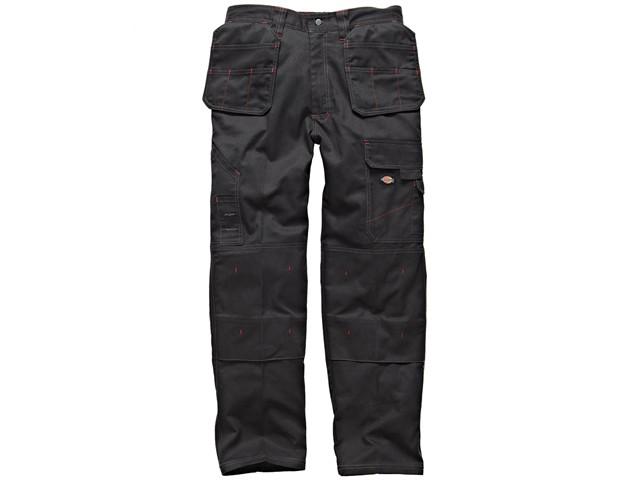 Redhawk Pro Trouser Black Waist 40in Leg 29in