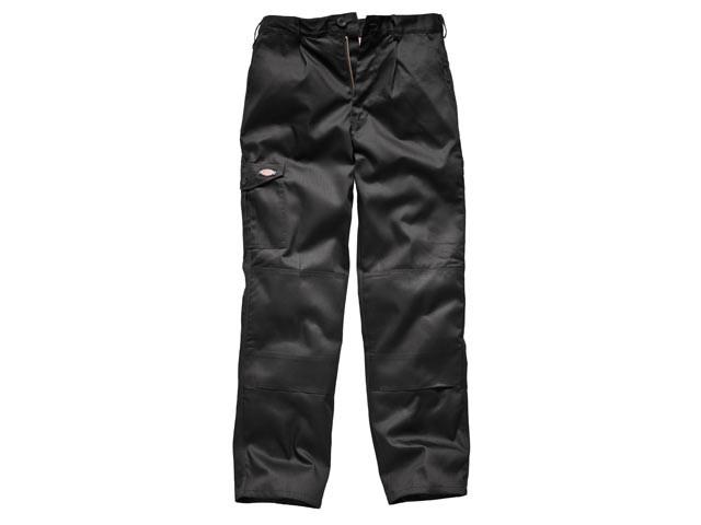 Redhawk Cargo Trouser Black Waist 36in Leg 33in