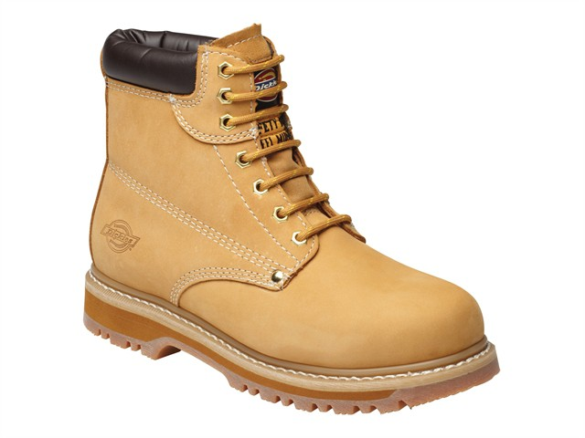 Cleveland Honey Super Safety Boots UK 9 Euro 43