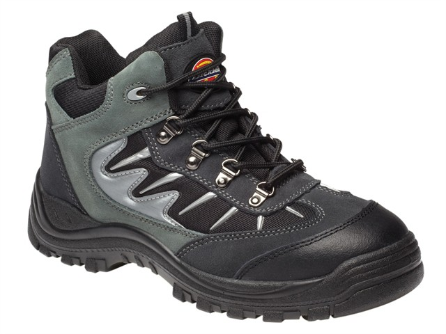Storm Super Safety Hiker Grey Boots UK 12 Euro 47
