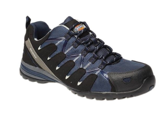 Tiber Safety Navy Trainers UK 9 Euro 43