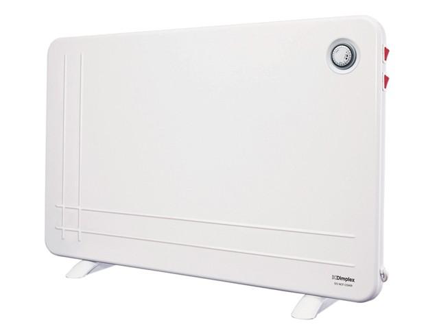 Low Wattage Panel Heater Wall / Floor 24H Timer 800 Watt
