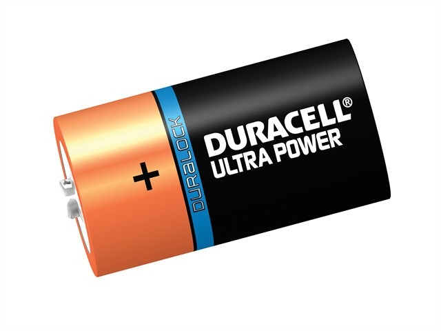 C Cell Ultra Power Batteries Pack of 2