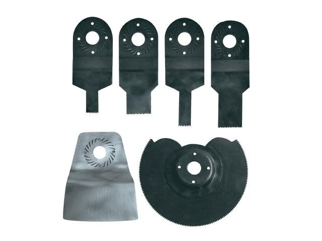 Starter Kit for BT-MG180 Multi Tool 6 Piece
