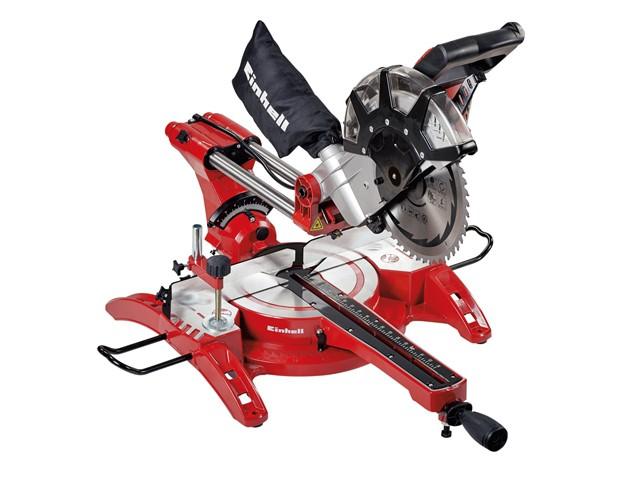 TC-SM 2534 Sliding Cross Cut Mitre Saw 250mm 2350W 240V