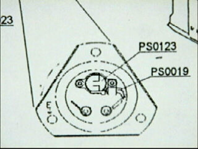 PS0123 Thermostat (LMB176/275)