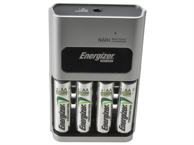 1 Hour Charger + 4 x AA 2300 mAh Batteries