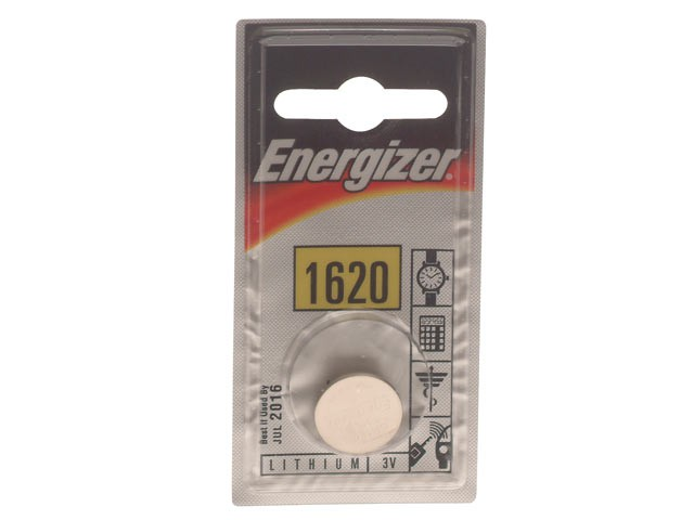 CR1620 Coin Lithium Battery Single