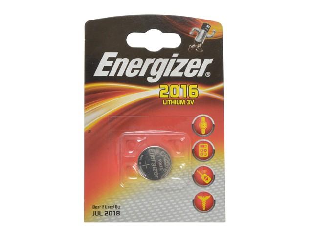 CR2016 Coin Lithium Battery Single