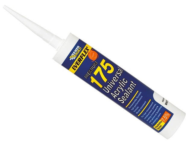 175 Universal Acrylic Sealant Brown 300ml