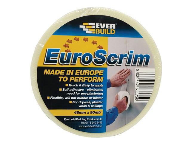 EuroScrim Tape 48mm x 90m
