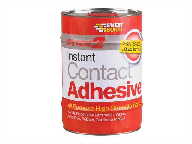 Stick 2 All-Purpose Contact Adhesive 5 Litre