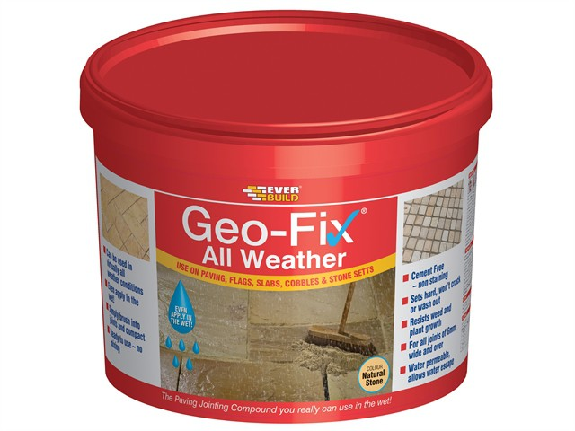 Geo-Fix All Weather Stone 14kg