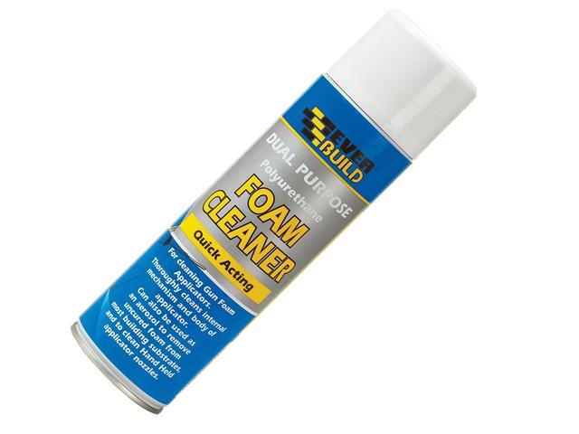 Dual Purpose Foam Cleaner 500ml