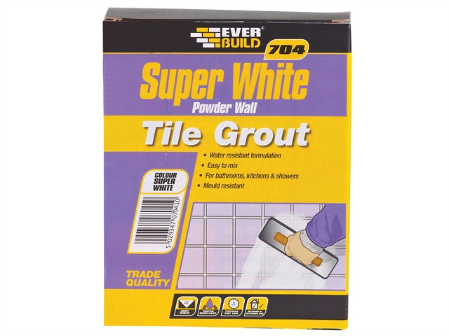 Wall Tile Grout 3kg