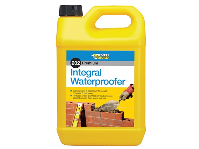 202 Integral Liquid Waterproofer 5 Litre