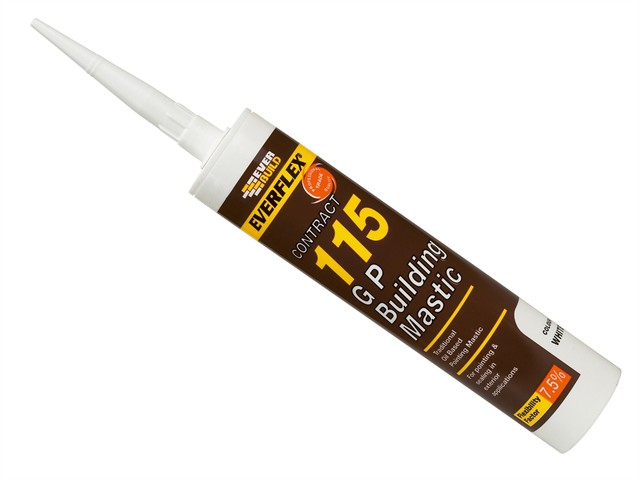 115 General Purpose Building Mastic Grey 305ml