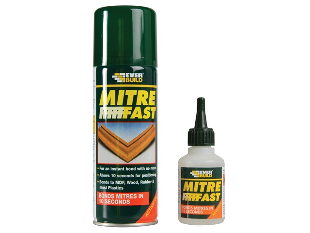Mitre Fast Bonding Kit Jumbo
